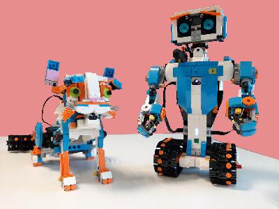 Atelier Numérique - Robotique |